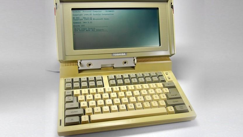 Toshiba Dynabook T1100