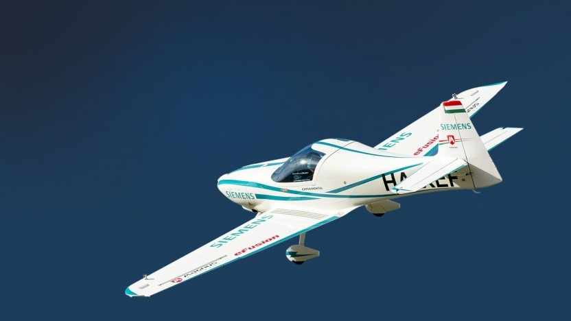 Elektroflugzeug Magnus E-Fusion: Antriebsstrang von Siemens
