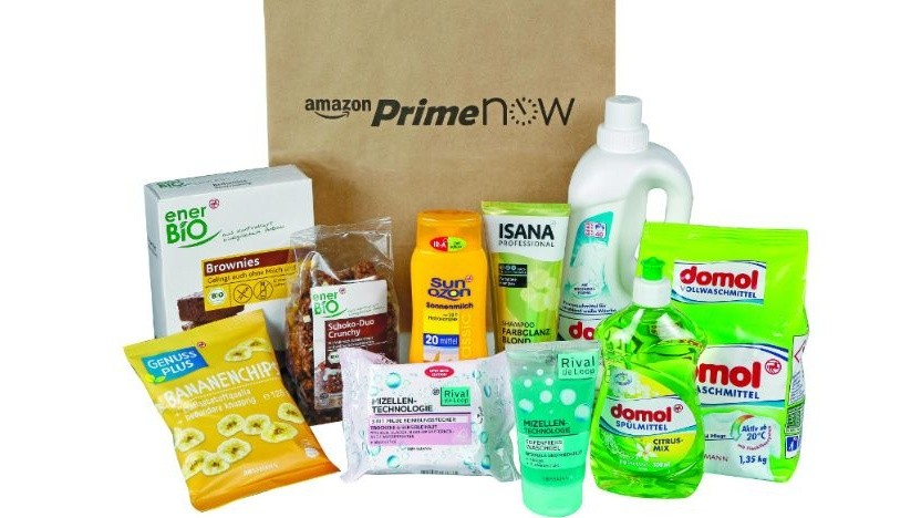 Amazon Partner Rossmann