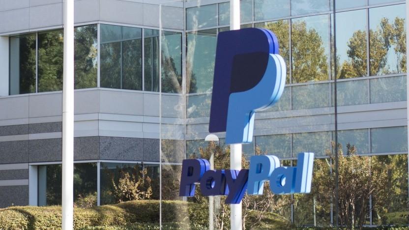 Paypal Hauptsitz in den USA