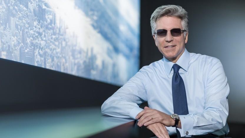 SAP-Chef Bill McDermott wirkt wieder so cool.