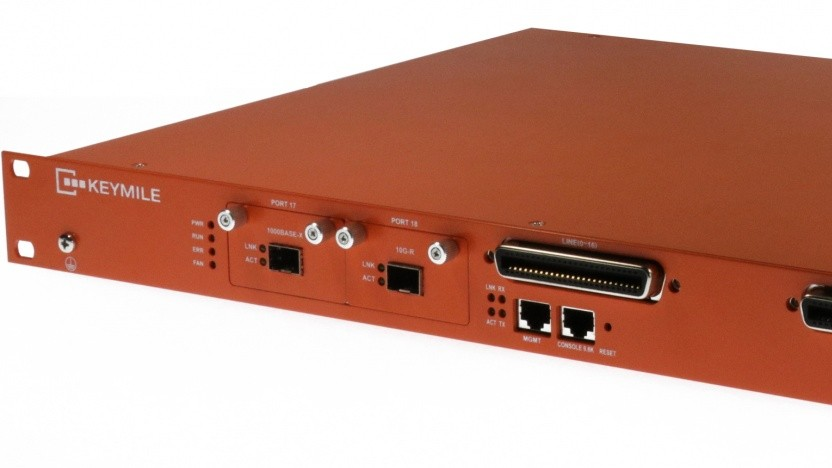G.fast/VDSL2-Micro-DSLAM MileGate 2112