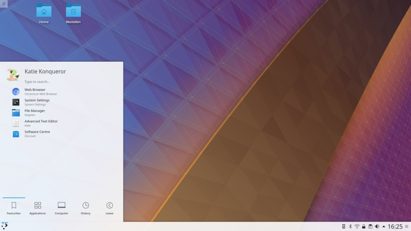 KWin wird als Fensterverwaltung im Plasma-Desktop von KDE genutzt.