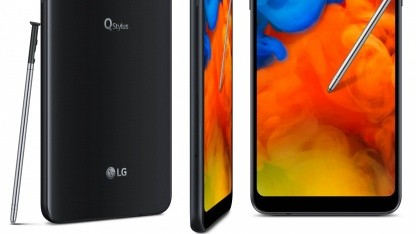 Das Q Stylus von LG