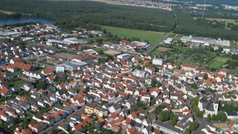Mainhausen in Hessen kommt an das Netz der Deutschen Glasfaser.