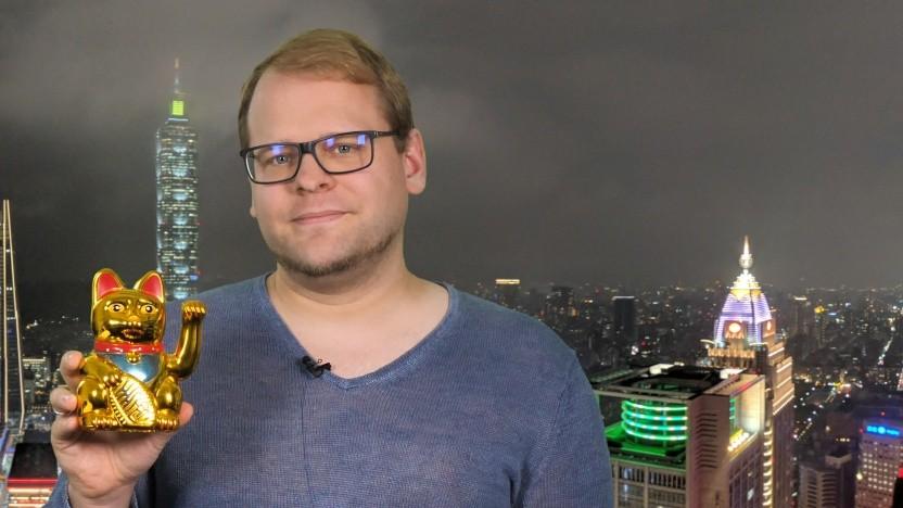 Golem.de Redakteur Hauke Gierow