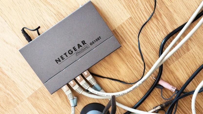 Ein Router von Netgear