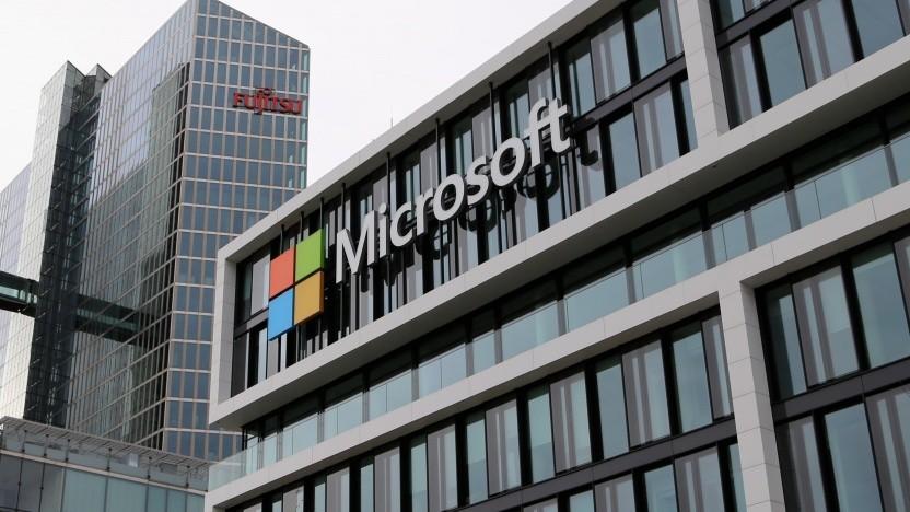 Microsoft will sein GVFS umbenennen.