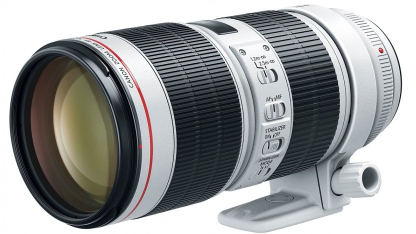 Canon 70-200 F2.8L IS III USM