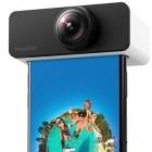 Aufsteckobjektive: Panoclip macht aus Smartphones 360-Grad-Kameras