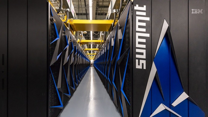 Summit-Supercomputer