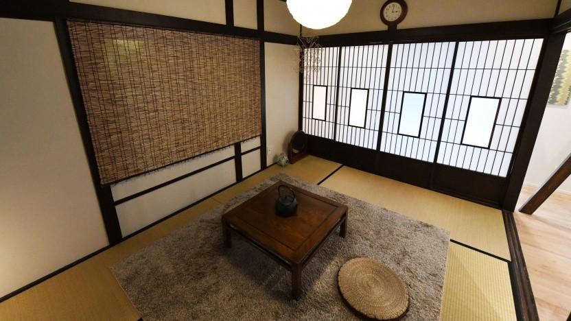 Traditionelles japanisches Haus: Ob der Besitzer wohl eine Lizenz zum Homesharing hat?