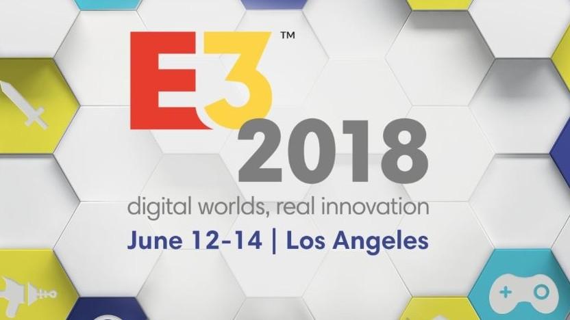 Das Logo der E3 2018