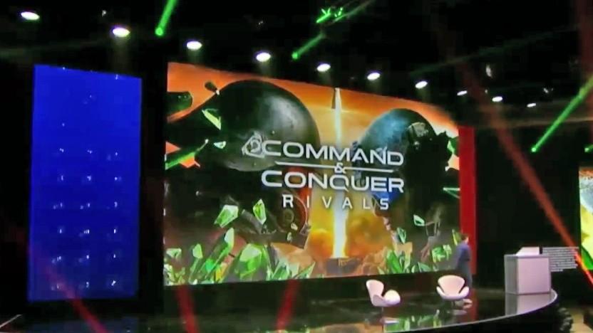 Auf der E3 2018 hat EA ein neues Command & Conquer vorgestellt - für Smartphones und Tablets.