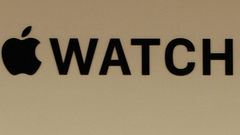 Die nächste Apple Watch könnte Sensorknöpfe bekommen.