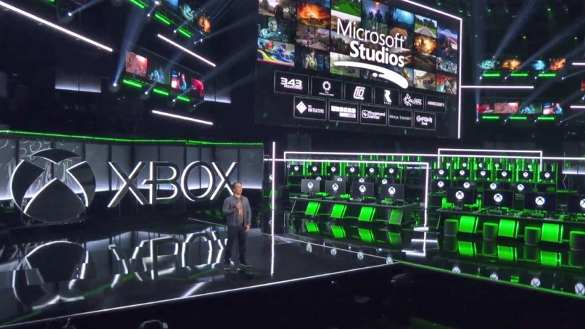 Xbox-Chef Phil Spencer präsentierte das Media Briefing von Microsoft bei der E3 2018.