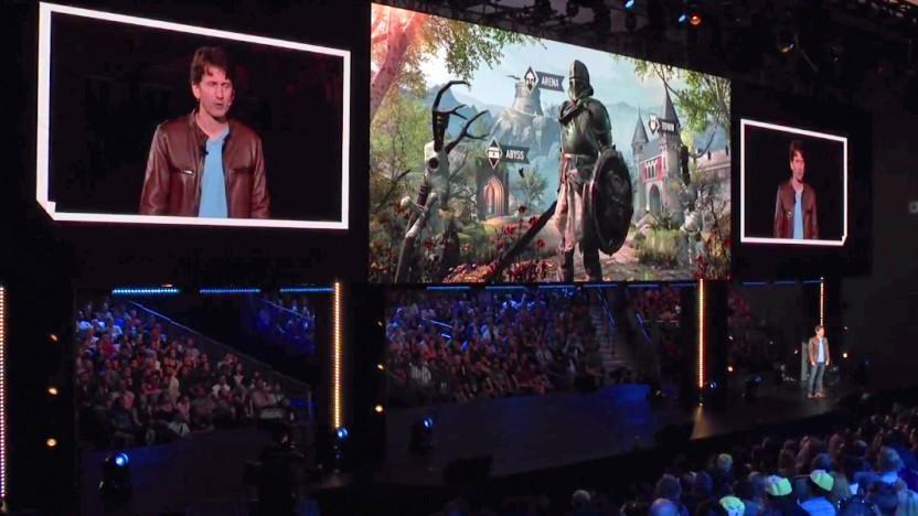 The Elder Scrolls Blades erscheint zuerst für mobile Endgeräte.