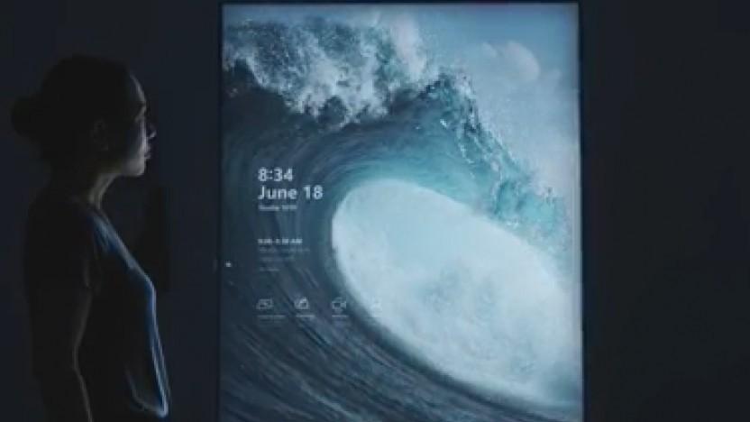 Produkte wie das Surface Hub 2 sollen eine eigene Produktsparte bekommen.