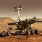 Nasa: Dunkle Nacht im Staubsturm auf dem Mars