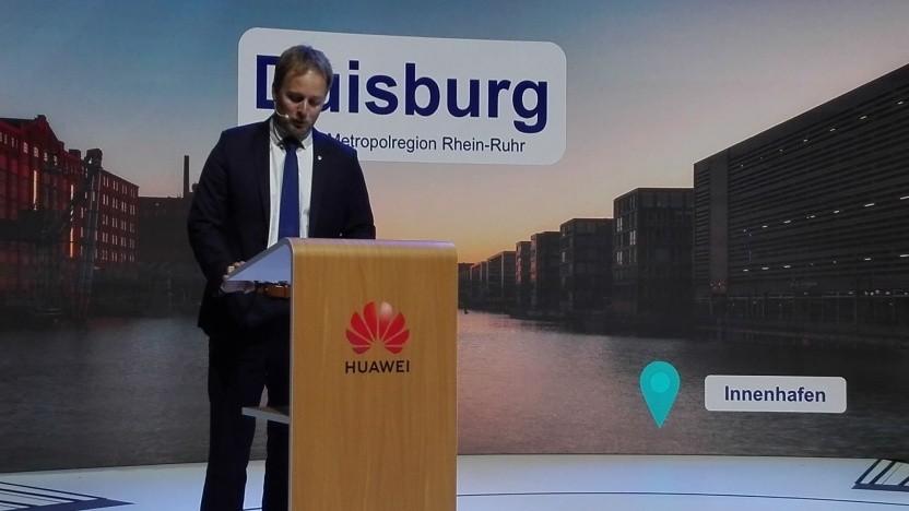 Martin Murrack, Leiter des Dezernats Digitalisierung der Stadt Duisburg