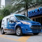 Ford Transit Connect: Ford testet autonomes Liefern ohne Fahrer