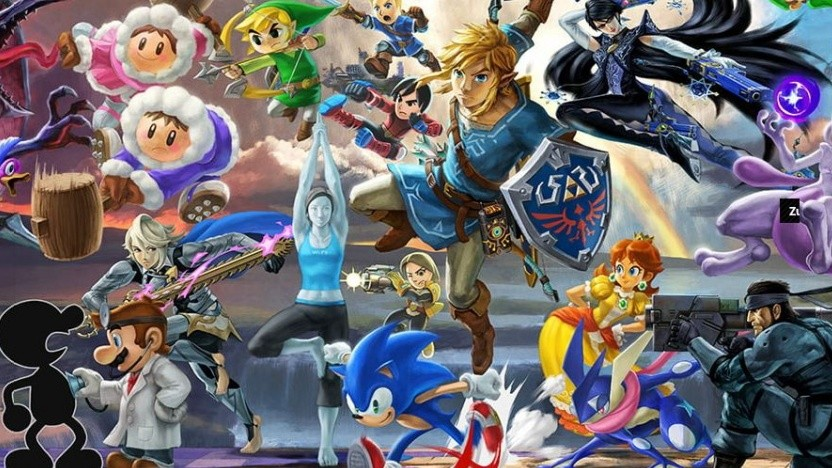 Artwork zu Super Smash Bros. Ultimate