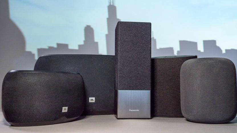 Fünf smarte Lautsprecher im Test