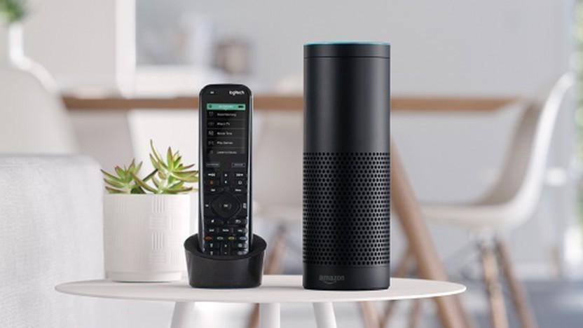 Alexa-Skill für Harmony-Fernbedienung erschienen