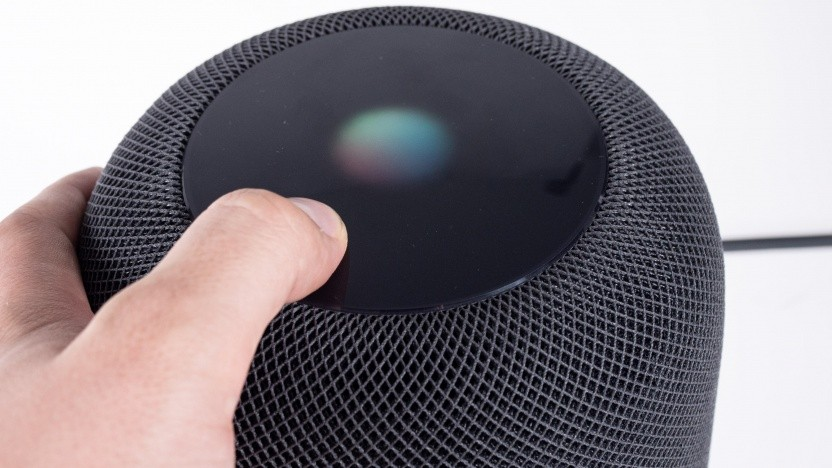 Siri auf Apples Homepod