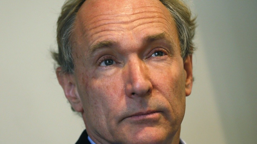 WWW-Erfinder Tim Berners-Lee warnt vor Upload-Filtern.