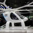 Volocopter 2X: Das Flugtaxi, das noch nicht abheben darf