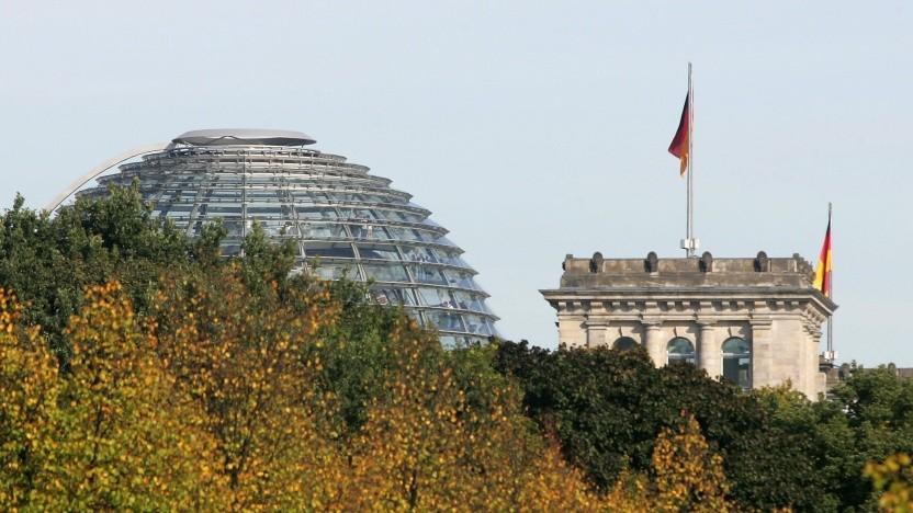 Der Bundestag soll den Datenschutz für Unternehmen erleichtern.