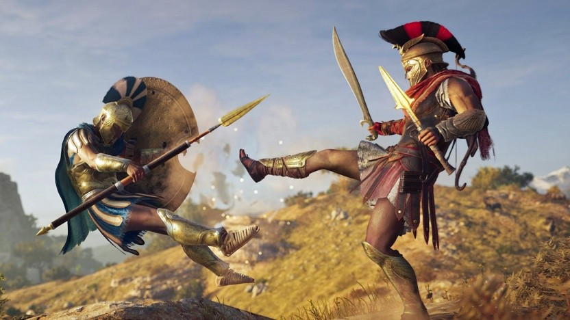 Artwork von Assassin's Creed Odyssey
