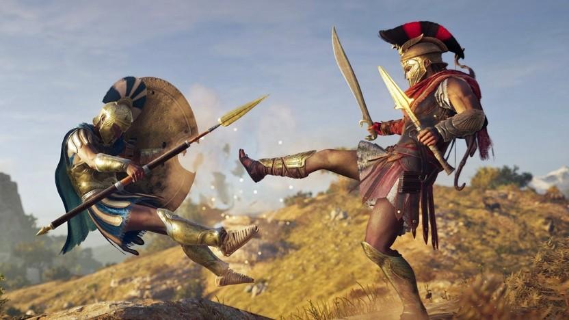 Artwork von Assassin's Creed Odyssey