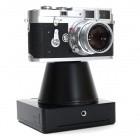 Magny 35: Die analoge Spiegelreflexkamera wird zur Instantkamera