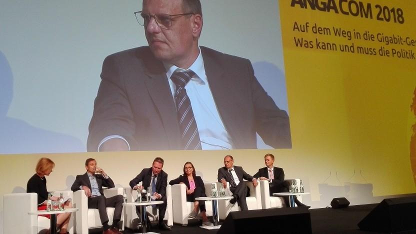 Die Anga Com-Runde: Auf dem Weg in die Gigabit-Gesellschaft