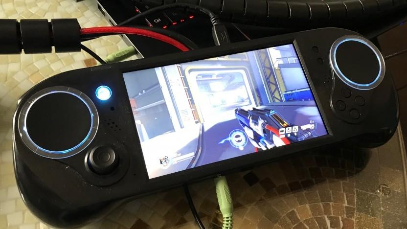 Einer der Prototypen des Smach Z auf der E3 2018
