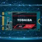 RC100: Toshibas kleine NMVe-SSD erscheint für Endkunden