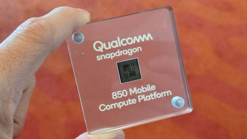 Ein aktueller Snapdragon 850