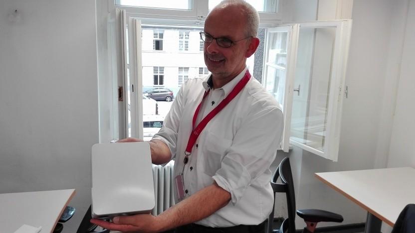 Andreas Gladisch, Vice President Technology Innovation