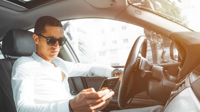 Smartphones sollen Autoschlüssel ersetzen.