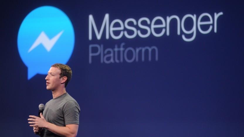 Nutzer des Facebook Messengers müssen sich auf ungebetene Videos einstellen.