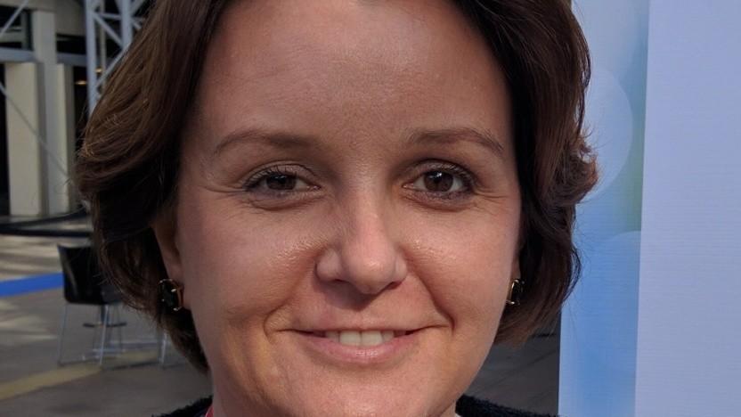 Die Präsidentenberaterin Abigail Slater will die DSGVO nicht klonen.