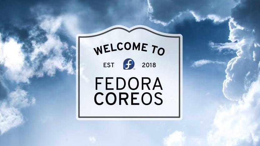 Aus dem Container Linux und Atomic Host wird Fedora CoreOS.