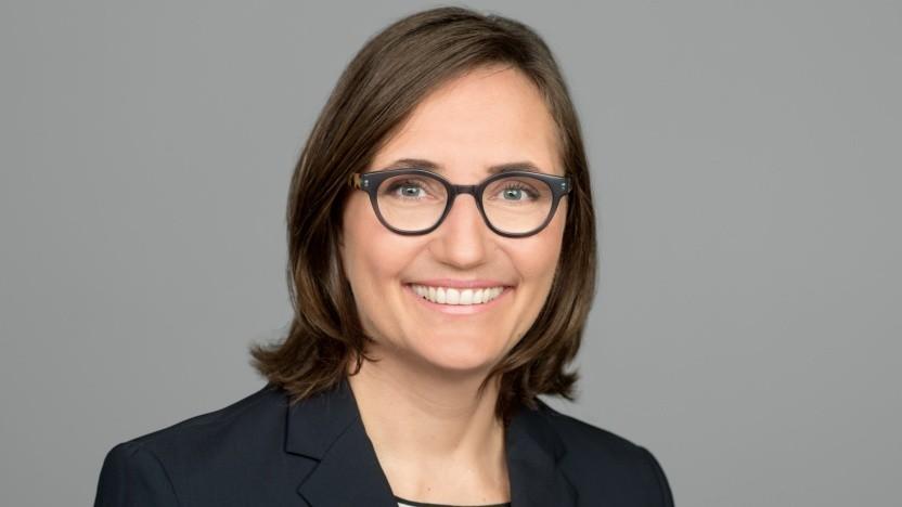 Anga-Geschäftsführerin Andrea Huber