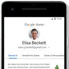 Google: Neue Kontoeinstellungen sollen besseren Überblick bringen