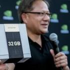 Grafikkarte: Jensen Huang verteilt CEO-Edition der Titan V