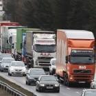 Künstliche Intelligenz: Taxi-App für Lastwagen soll Staus verhindern