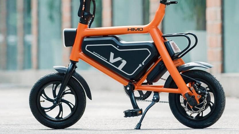 Xiaomis E-Bike Himo