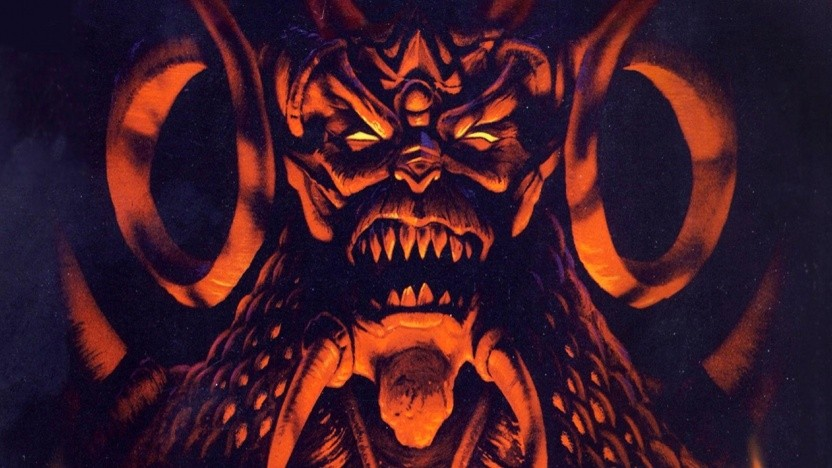 Artwork von Diablo (1996)